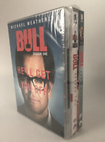 Bull : The Complete Series Seasons 1-3 1 2 3 (DVD Box Set) Factory Sealed New