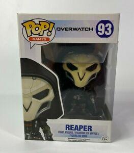 Funko POP! Blizzard Overwatch Games Reaper Vinyl Figure #93