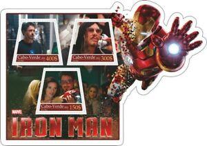 Stamps Cinema Marvel Iron Man
