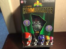 POWER RANGERS LEGACY COMMUNICATOR NEW MIB L@@K