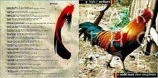 Triple J Earthcore - world music compilation cd album
