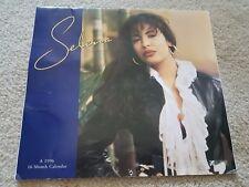 SELENA Quintanilla 1996 Q Productions ORIGINAL Calendar