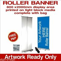ROLLER BANNER BANNERS /POP UP /ROLL UP/ EXHIBITION STAND/ DISPLAY STAND popup10