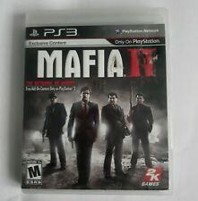 Mafia II PS3 Playstation 3 (Sony 2010) 2