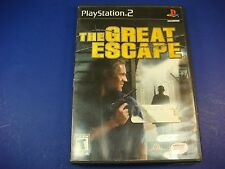 PlayStation 2,The Great Escape Rating T-Teen Stalag Germany 1942  Blood Violence