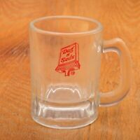 Dog n Suds Small Stein Glass Root Beer Mug