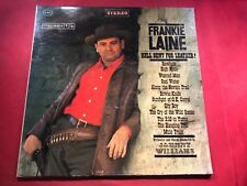 J1-43 FRANKIE LAINE Hell Bent For Leather .... CS 8415