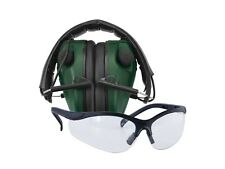 Caldwell E-Max Low Profile Electronic Hearing Protection w/ GLASSES - #487309