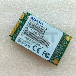 AData AXM13S2-32GM-B XM13 32GB 3Gbps Mini-PCIE (mSATA) MLC SSD Solid State Drive