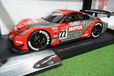 NISSAN FAIRLADY Z JGTC 2004 MOTUL #22 1/18 AUTOart 80476 voiture miniature coll.