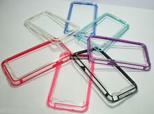 Backless Bumper Frame Case With Screen Protector For Samsung Galaxy Note 2 N7100