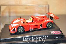 Slot SCX Scalextric Spirit Lola - B2K / 10 - Show car - Mas Slot Limited Edition
