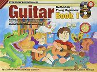 Progressive Guitar Method for Young Beginners Bk. 1 Book 1 Progressive Young