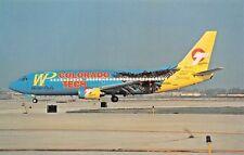 COLORADO TECH Western Pacific B-737-300  Airplane Postcard