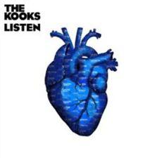 THE KOOKS-THE KOOKS:LISTEN NEW VINYL RECORD