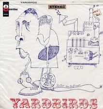 """YARDBIRDS """"S/T (Roger The Engineer)"""" ORIG VENEZUELA 1966 EX/EX+"""