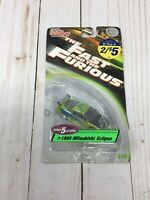 Racing Champions 1995 Mitsubishi Eclipse - The Fast and the Furious SEALED HW1