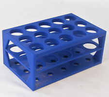Plastic Rack For 10 Or 15 Ml 18 Mm Centrifuge Test Tubes Lab Bench Stand