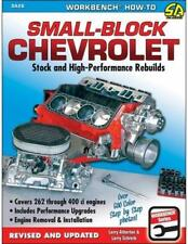 Rebuild Small Block Chevy 262 265 267 283 305 327 350 400 in color