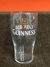 6 Bicchieri boccali birra Guinness da 0,5 litri NUOVI