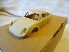 Rare BV Firenze Fiat Abarth 1000 Bialbero 1962 resin kit 1:43