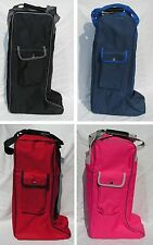 FREE POSTAGE Storage Travelling ideal for Yard Rhinegold Bridle Bag RED