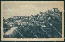 Pavia Montù Beccaria cartolina QT0369