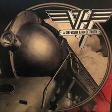 NEW, Sealed VAN HALEN * A Different Kind of Truth LP Red Vinyl Rarities & Demos