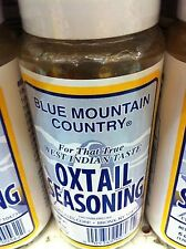 Blue Mountain Country Oxtail Seasoning 6 Oz. (170g)