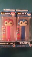 Funko Pop Pez Mega Man & Magnet Missile Limited Edition Get It Now B4 It is Gone