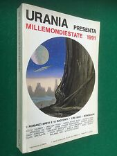 URANIA MILLEMONDI Estate 1991 , Laumer Tevis Block Brunner Asimov Watson