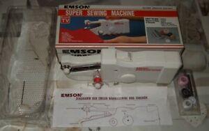 Handnähmaschine  Super Sewing  Machine von Emson,  Batteriebetrieben