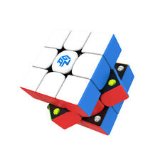 GAN356M Light 356 Magnetic 3x3x3 Magic Cube Switch Contest Puzzle Toys