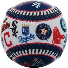 New listing Franklin Sports MLB All Team Logo Ball