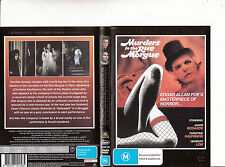 Murders In The Rue Morgue-1971-Jason Robards-Movie-DVD