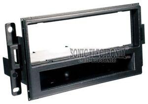 SCOSCHE Single DIN Dash Kit w/ Pocket for 2004-07 Pontiac Grand Prix | GM1585B