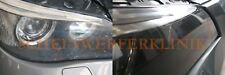 BMW 5 6 Scheinwerfer Aufbereitung Polieren REPARATUR Instandsetzung Garantie L+R