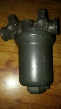 New/used? fuel strainer C2569-G1 with a new o-ring