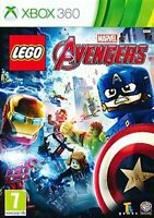 LEGO Marvel Avengers (Xbox 360) MINT - Same Day Dispatch via Super Fast Delivery