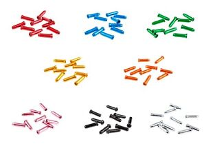 KCNC KHEC03 Cycling Cable End Tips Caps for Brake and Derailleur inner wire use