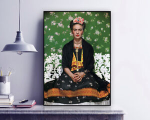 Frida Kahlo / Frida on the bench, 1939, Photograph by Nickolas Muray