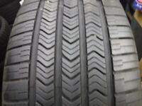 1 245 45 18 100H Goodyear Eagle Sport RunonFlat Tire 8.5/32 1d18 1118