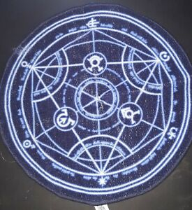 Fullmetal Alchemist Alchemy Transmutation Circle Poster Mat Loot Anime Exclusive