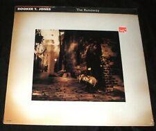 BOOKER T. JONES The Runaway LP NEW STILL SEALED 1989 AUDIOPHILE