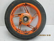 cerchio ruota posteriore per honda pcx 125 2011 JF28E