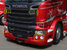 Scania R/P/G Series Truckstyling Chrome Cover Set 10 pcs. Stainless Steel