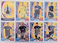 MATCH ATTAX SPFL 2017-2018 SCOTTISH BASE CARD TEAM SETS TOPPS