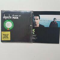 DEPECHE MODE : DREAM ON (REMIXES) (CD Single Maxi)