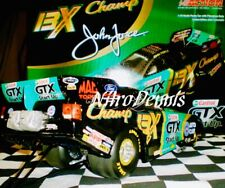 NHRA JOHN FORCE 1:16 Diecast NITRO Funny Car ACTION 13x Champ Drag Racing