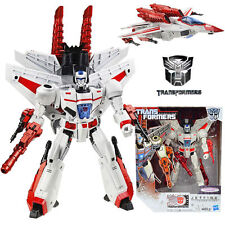 12' HASBRO 30TH ANNIVERSARY TRANSFORMERS JETFIRE LEADER CLASS ACTION FIGURES TOY